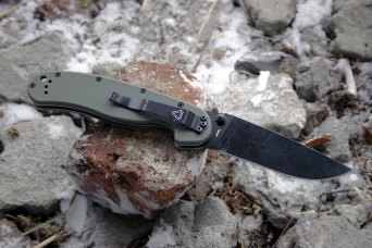Ontario RAT Model 1 Folding Knife